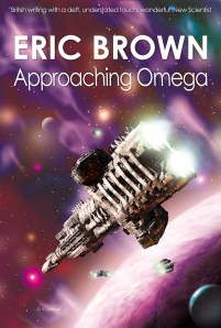 Approaching Omega - science fiction adventure from Eric Brown