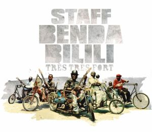 Staff Benda Bilili Tres Tres Fort