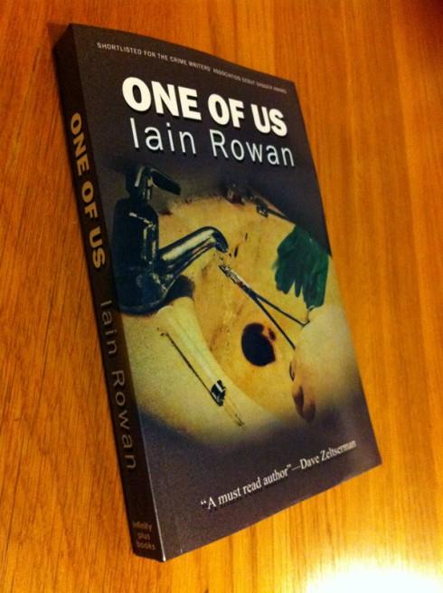 One of Us by Iain Rowan