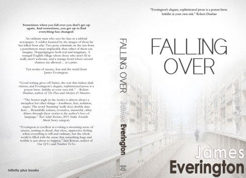 Falling Over by James Everington