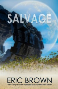 Salvage by Eric Brown
