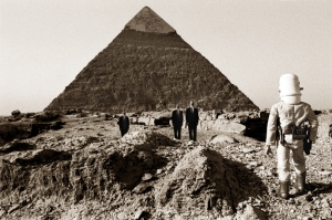 Egypte cyclope by Marc Tessier