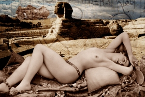 Sunbating by Marc Tessier