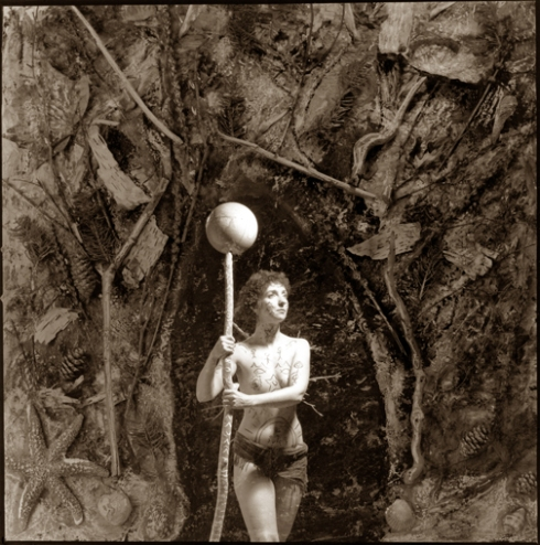The Moon by Marc Tessier