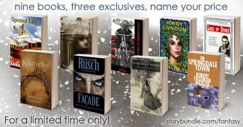 Literary fantasy bundle