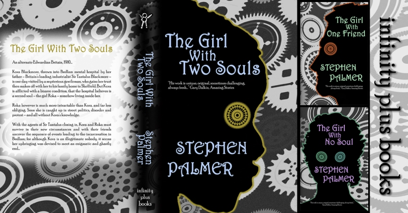 The Factory Girl trilogy by Stephen Palmer